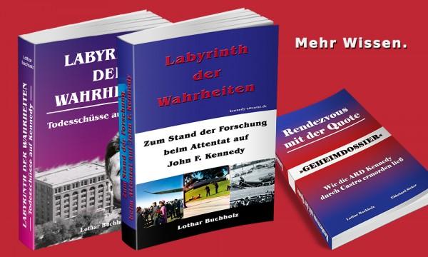 Bücher zum Attentat auf John F Kennedy