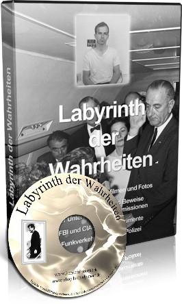DVD Labyrinth der Wahrheiten - Beweise zum Kennedy-Attentat