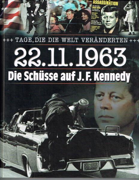 Schüsse auf John F. Kennedy