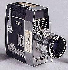 zapruder-filmkamera